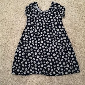 OLD NAVY MATERNITY Fit and Flare Dress.